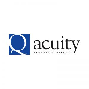 Acuity Strategy Logo by E. Christian Clark Design