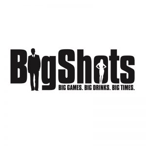 Big Shots Logo by E. Christian Clark Design