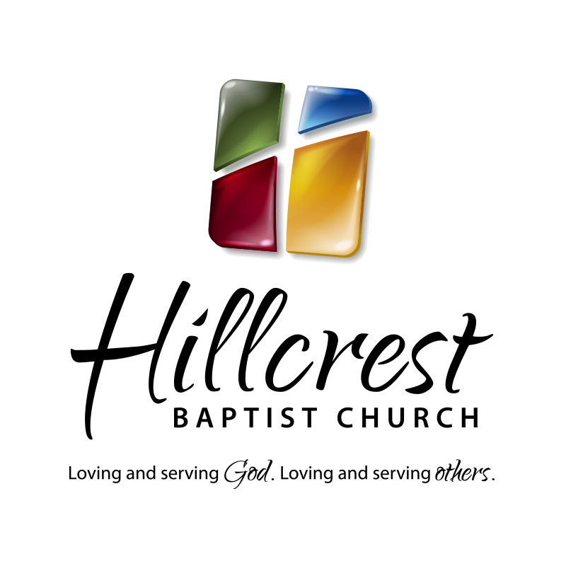 Hillcrest Baptist Church Logo by E. Christian Clark Design
