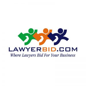 LawyerBid.com Logo by E. Christian Clark Design