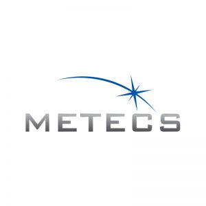 Metecs Logo by E. Christian Clark Design