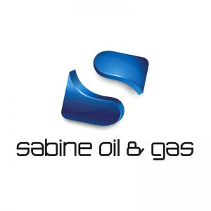 Sabine Oil & Gas Logo by E. Christian Clark Design