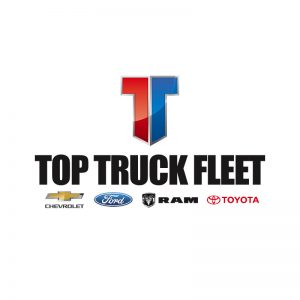 Top Truck Fleet Logo by E. Christian Clark Design