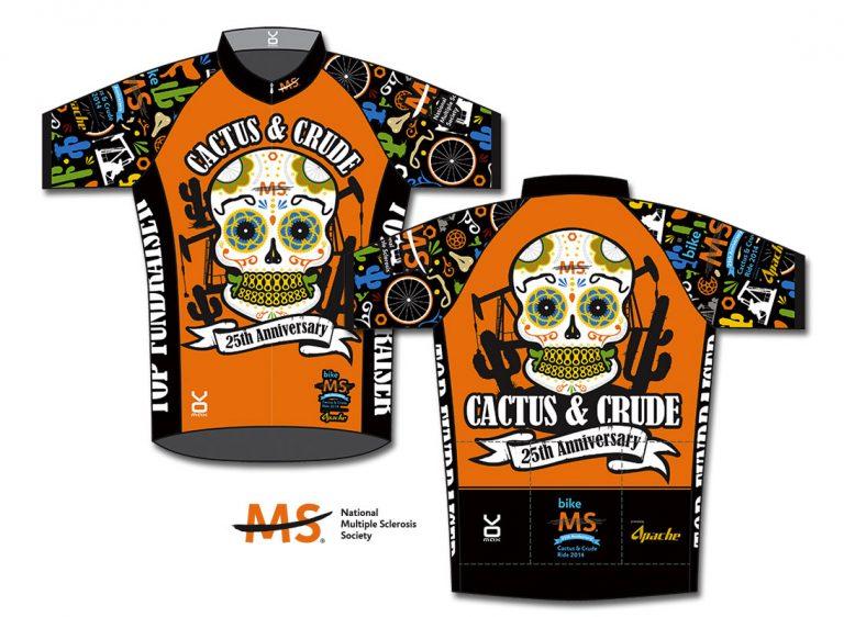 NMSS Cactus & Crude Anniversary Jersey